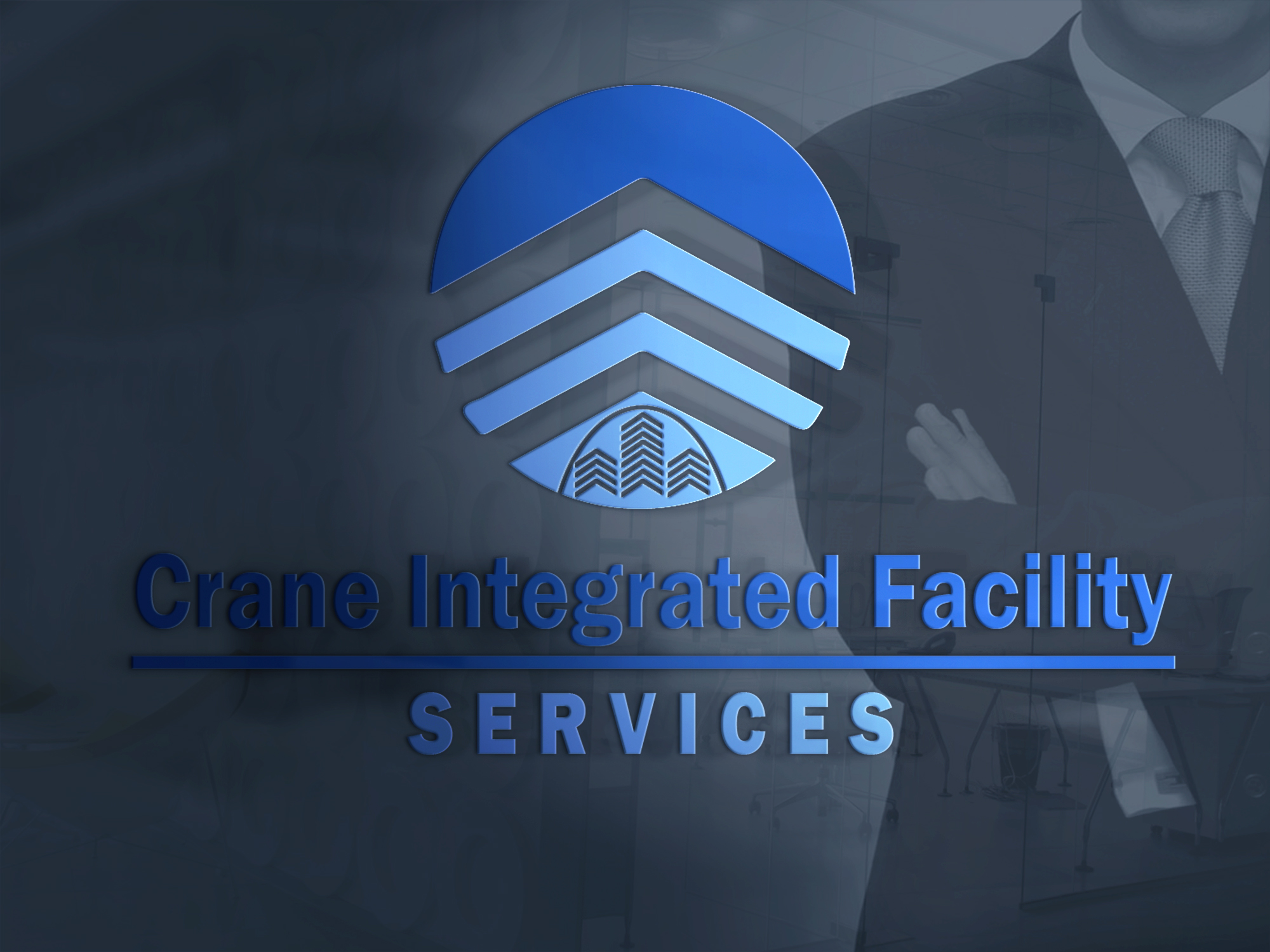 Logo Design by YANUAR ANTABUA - Entry No. 60 in the Logo Design Contest Inspiring Logo Design for Crane Integrated Facility Services.