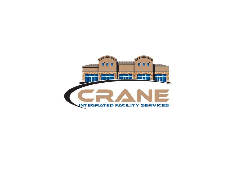 Logo Design by Private User - Entry No. 64 in the Logo Design Contest Inspiring Logo Design for Crane Integrated Facility Services.