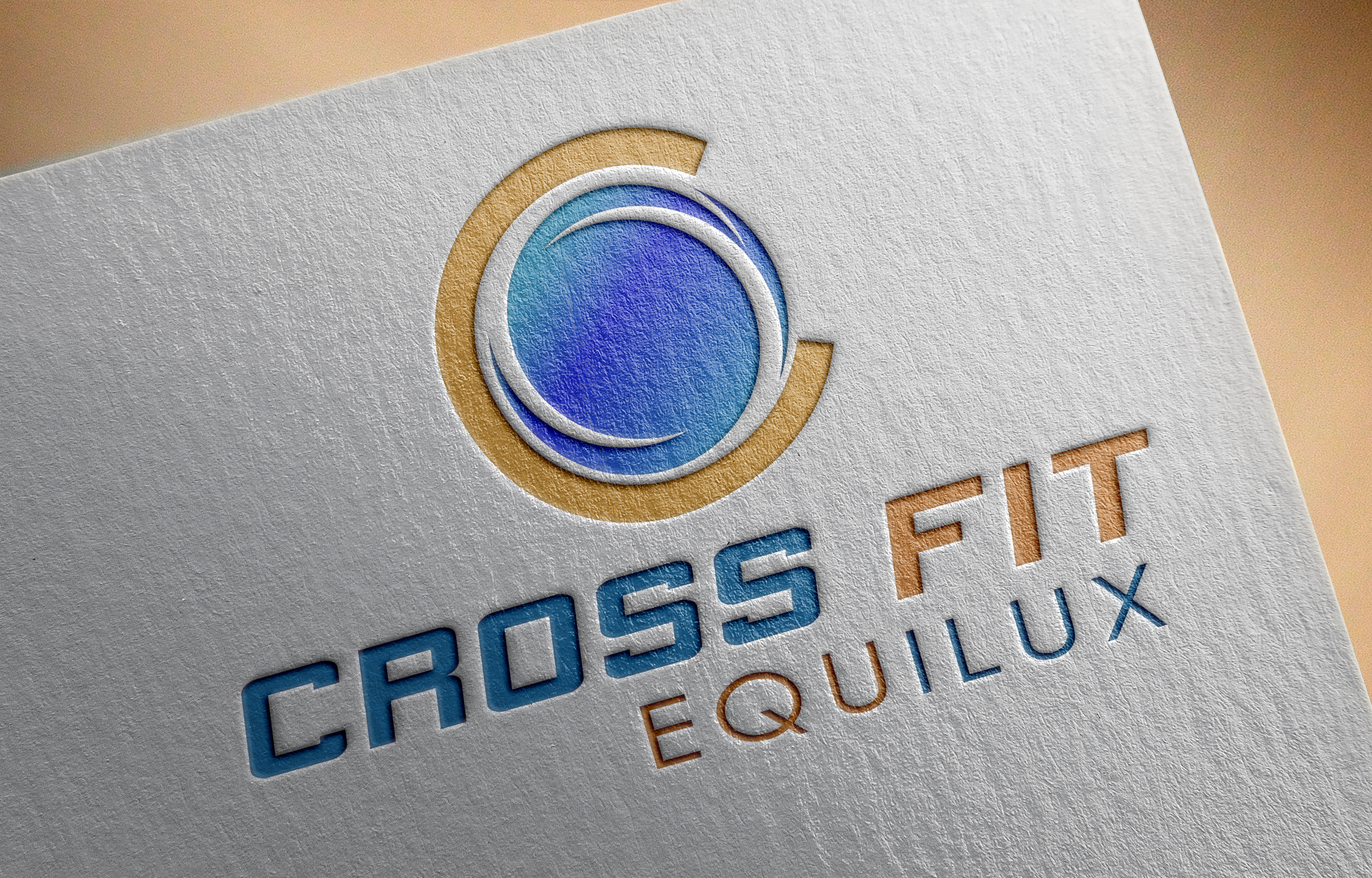 Logo Design by Moeed Khan - Entry No. 63 in the Logo Design Contest Unique Logo Design Wanted for CrossFit Equilux.