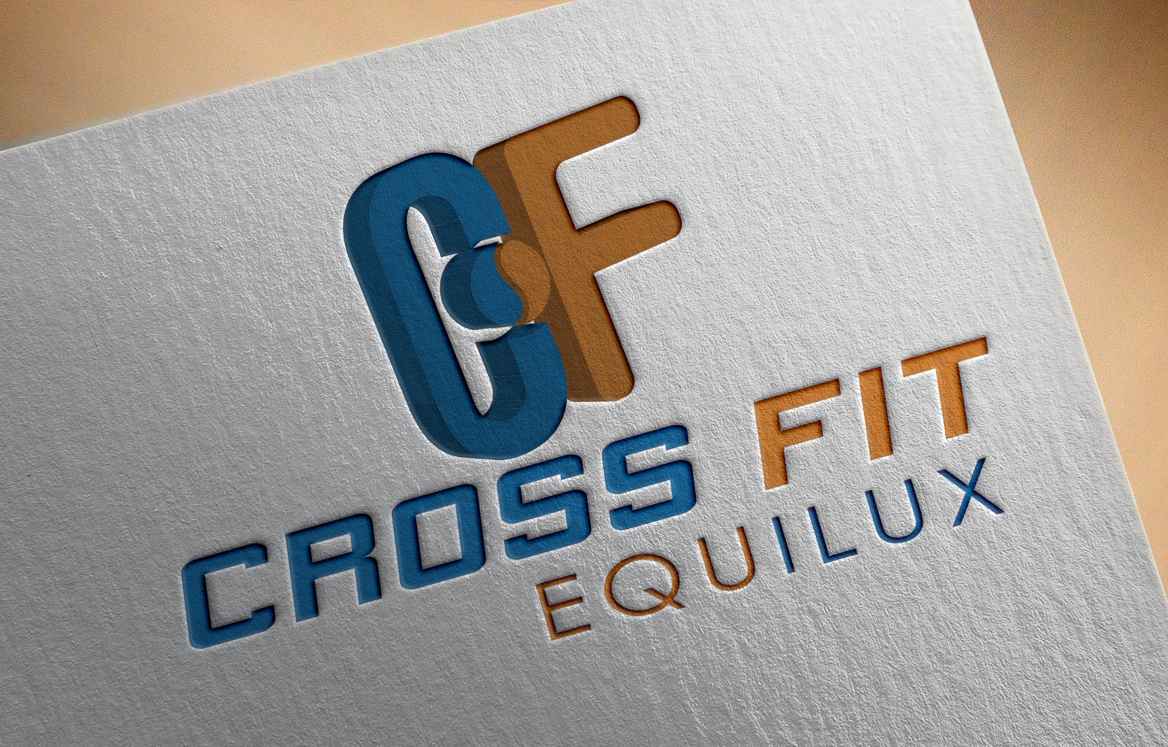 Logo Design by Moeed Khan - Entry No. 66 in the Logo Design Contest Unique Logo Design Wanted for CrossFit Equilux.