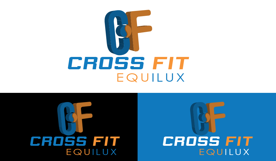 Logo Design by Moeed Khan - Entry No. 67 in the Logo Design Contest Unique Logo Design Wanted for CrossFit Equilux.