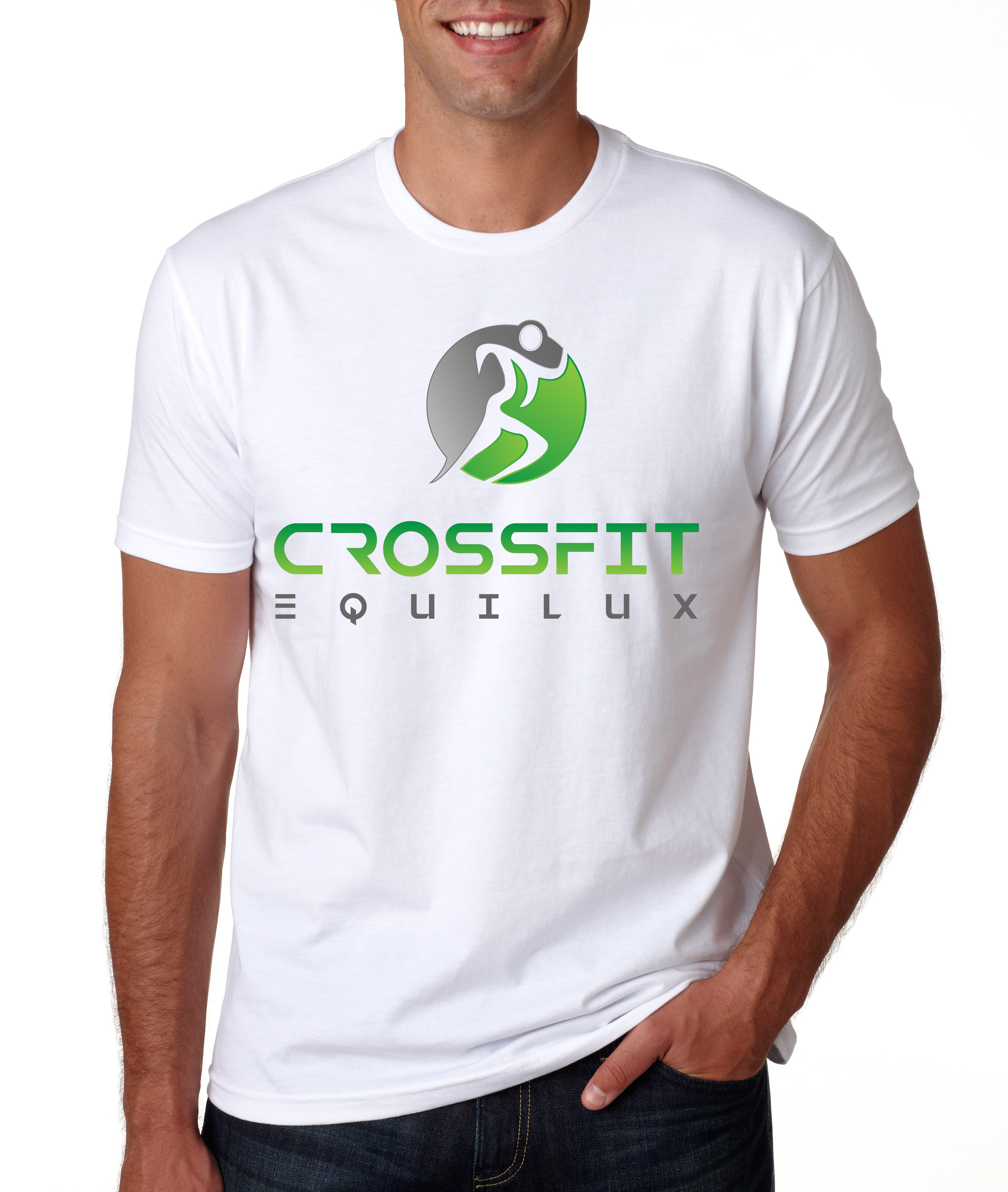 Logo Design by Md Rakibul Hasan - Entry No. 74 in the Logo Design Contest Unique Logo Design Wanted for CrossFit Equilux.