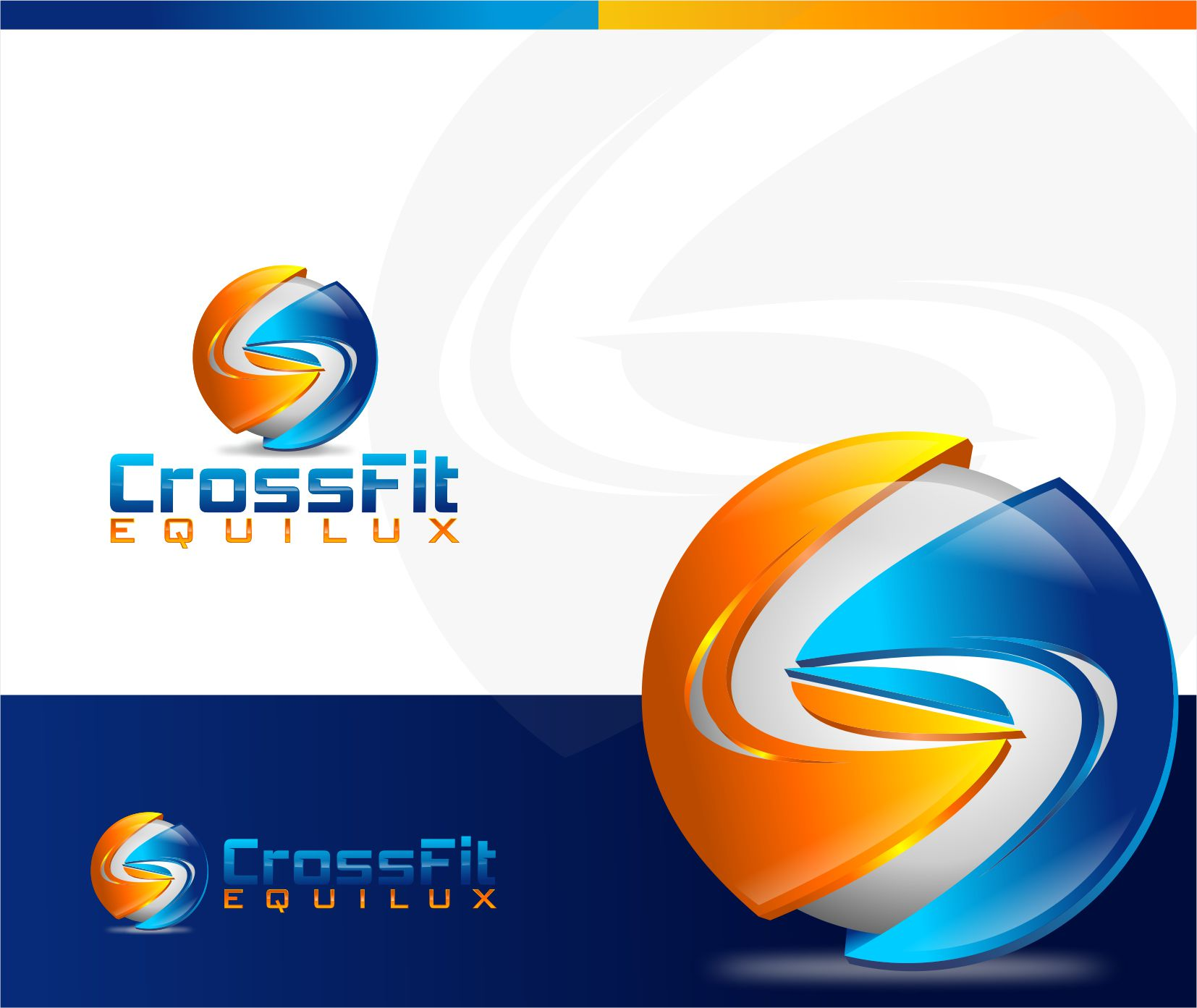 Logo Design by Raymond Garcia - Entry No. 78 in the Logo Design Contest Unique Logo Design Wanted for CrossFit Equilux.