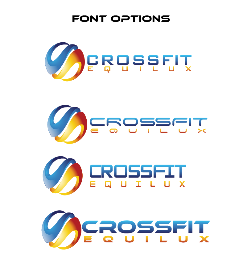Logo Design by Private User - Entry No. 83 in the Logo Design Contest Unique Logo Design Wanted for CrossFit Equilux.