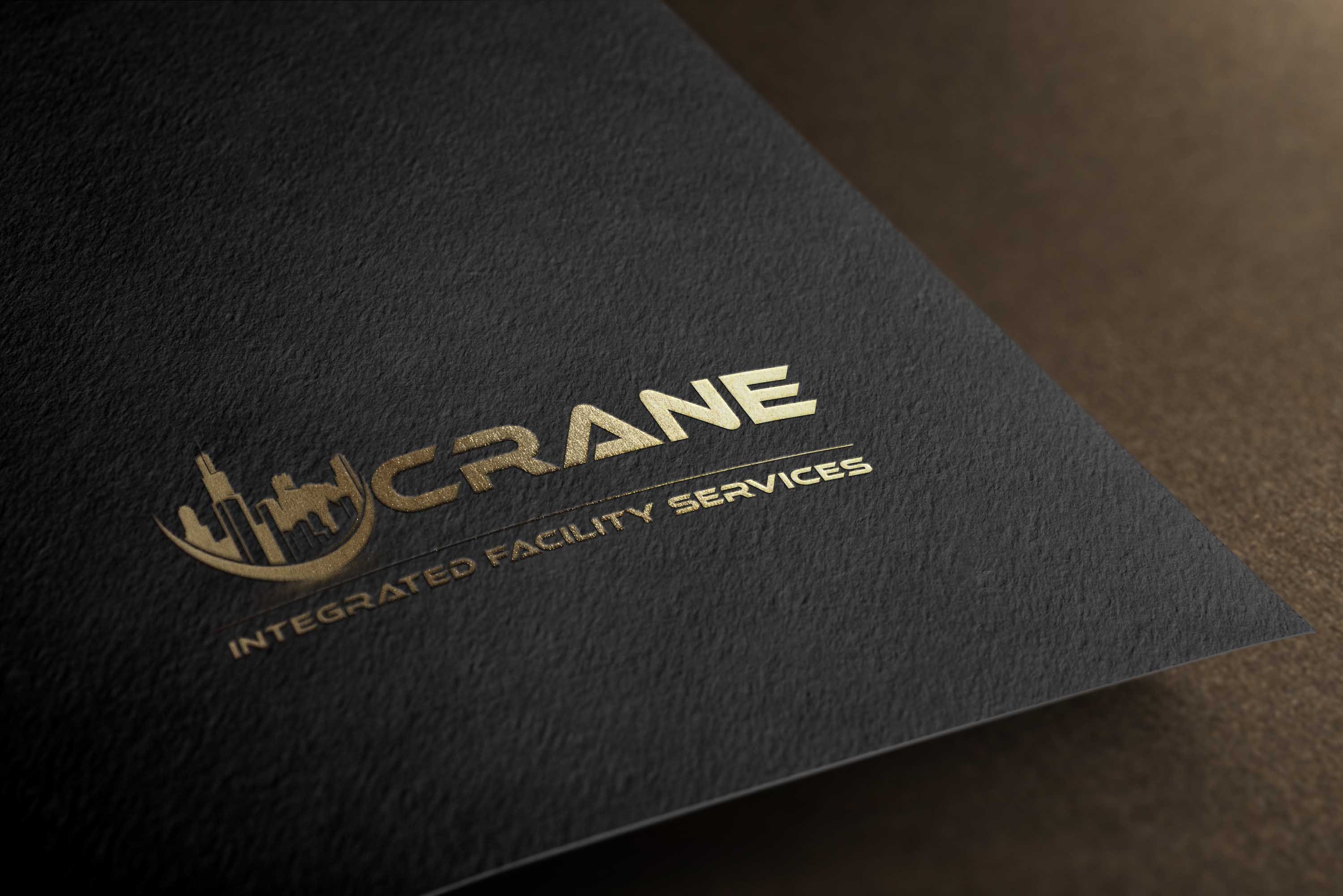 Logo Design by brands_in - Entry No. 85 in the Logo Design Contest Inspiring Logo Design for Crane Integrated Facility Services.