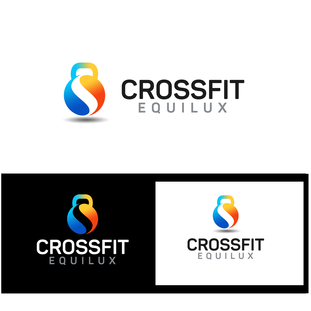 Logo Design by Robert Turla - Entry No. 97 in the Logo Design Contest Unique Logo Design Wanted for CrossFit Equilux.