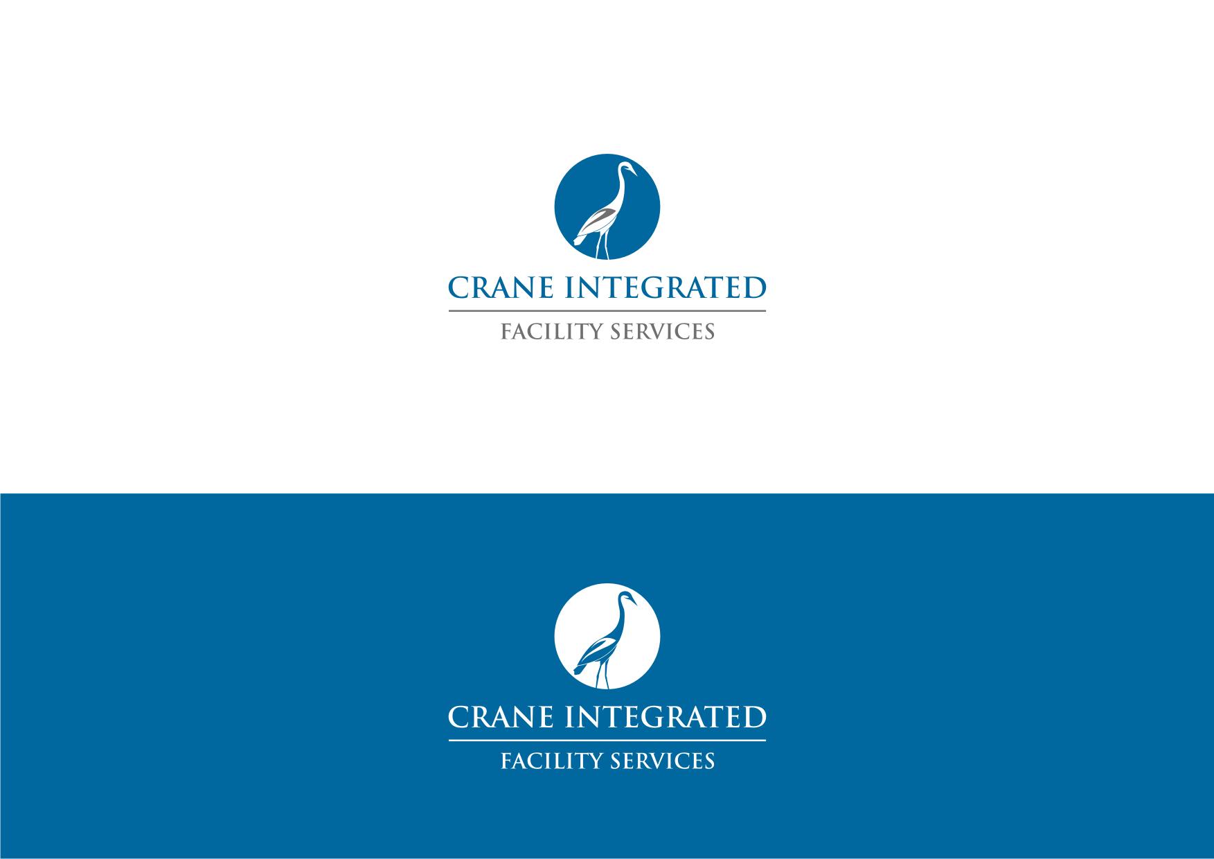 Logo Design by Sigitumarali Sigit - Entry No. 93 in the Logo Design Contest Inspiring Logo Design for Crane Integrated Facility Services.