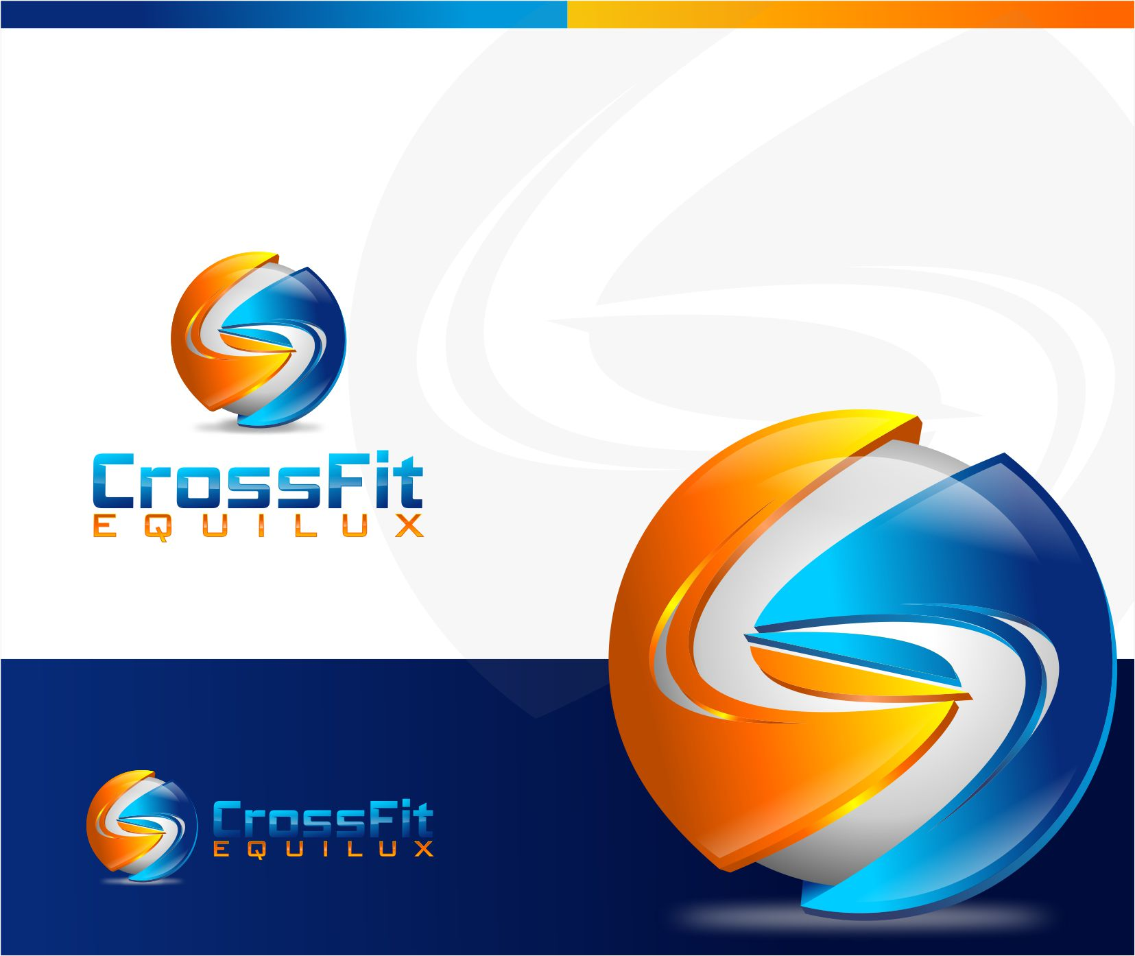 Logo Design by Raymond Garcia - Entry No. 103 in the Logo Design Contest Unique Logo Design Wanted for CrossFit Equilux.