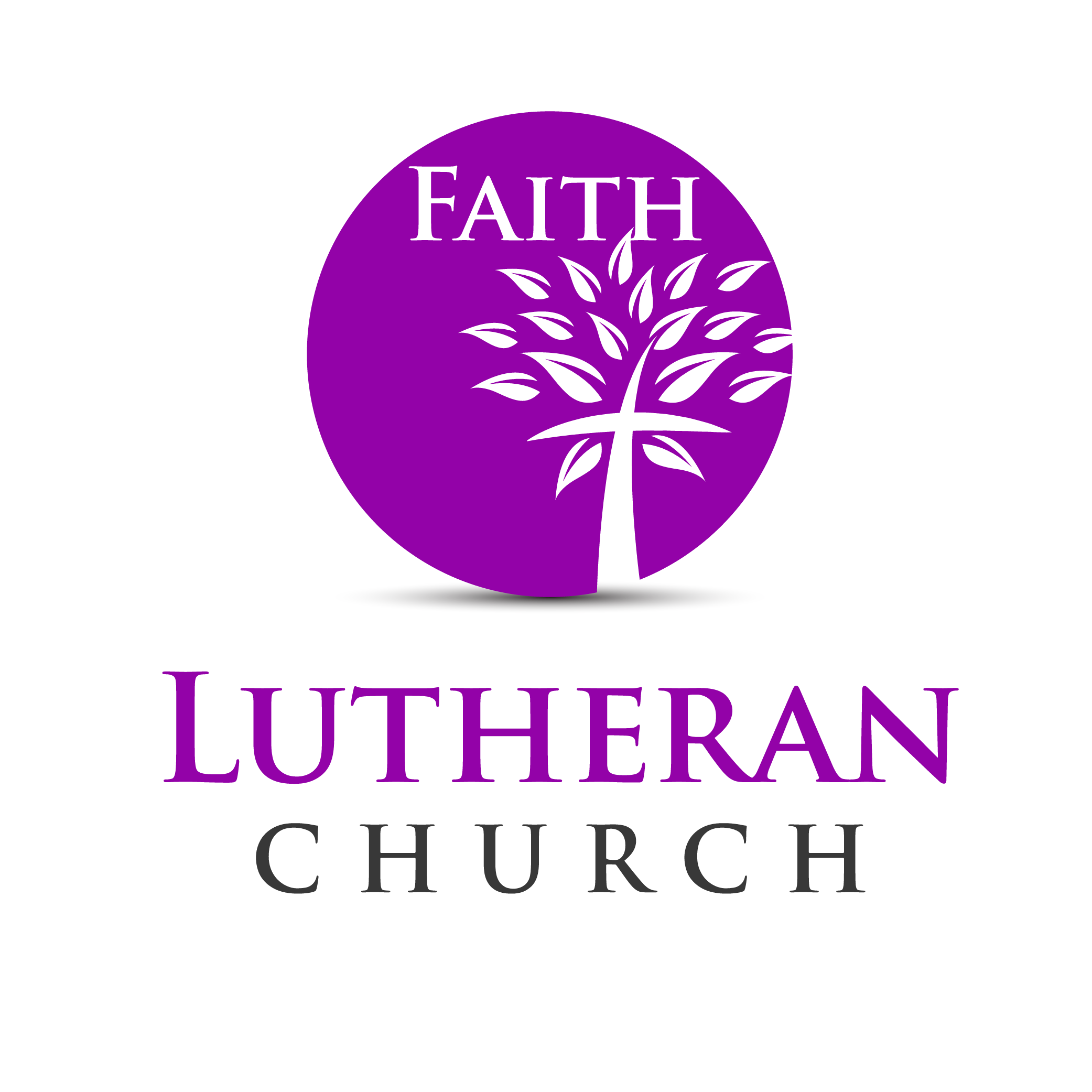 Logo Design by Private User - Entry No. 7 in the Logo Design Contest Logo Design for Faith Lutheran Church.