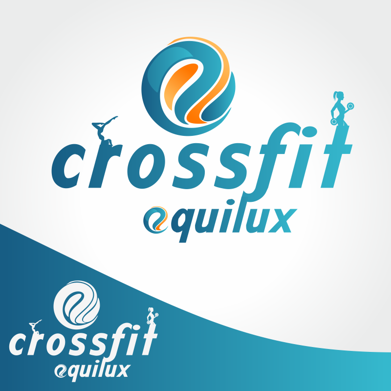 Logo Design by Private User - Entry No. 104 in the Logo Design Contest Unique Logo Design Wanted for CrossFit Equilux.