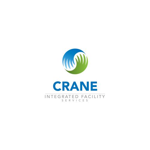 Logo Design by Private User - Entry No. 97 in the Logo Design Contest Inspiring Logo Design for Crane Integrated Facility Services.