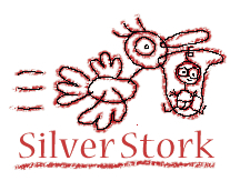 Logo Design by NickHolmesHolmes - Entry No. 79 in the Logo Design Contest SilverStork.