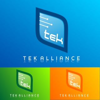 Logo Design by denwy8 - Entry No. 13 in the Logo Design Contest TEK Alliance.