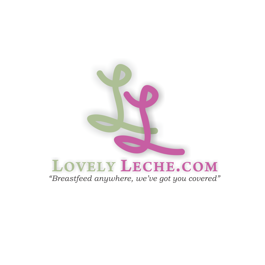 Logo Design by robbiemack - Entry No. 2 in the Logo Design Contest Lovely Leche.com.