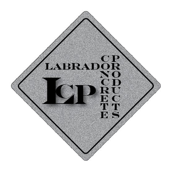 Logo Design by Farnoush Rezaei - Entry No. 157 in the Logo Design Contest Logo for Labrador Concrete Products.