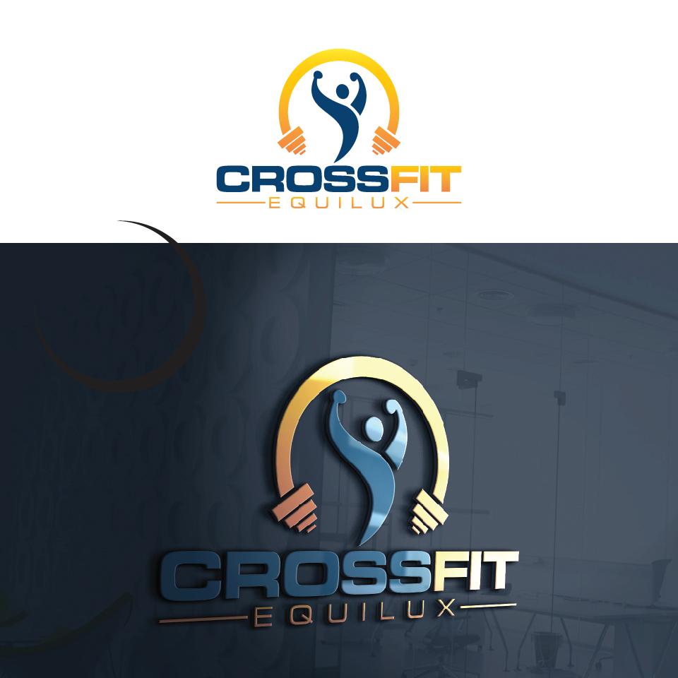 Logo Design by Time Designz - Entry No. 122 in the Logo Design Contest Unique Logo Design Wanted for CrossFit Equilux.