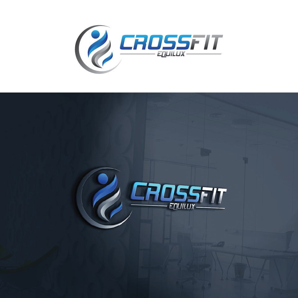 Logo Design by Time Designz - Entry No. 124 in the Logo Design Contest Unique Logo Design Wanted for CrossFit Equilux.