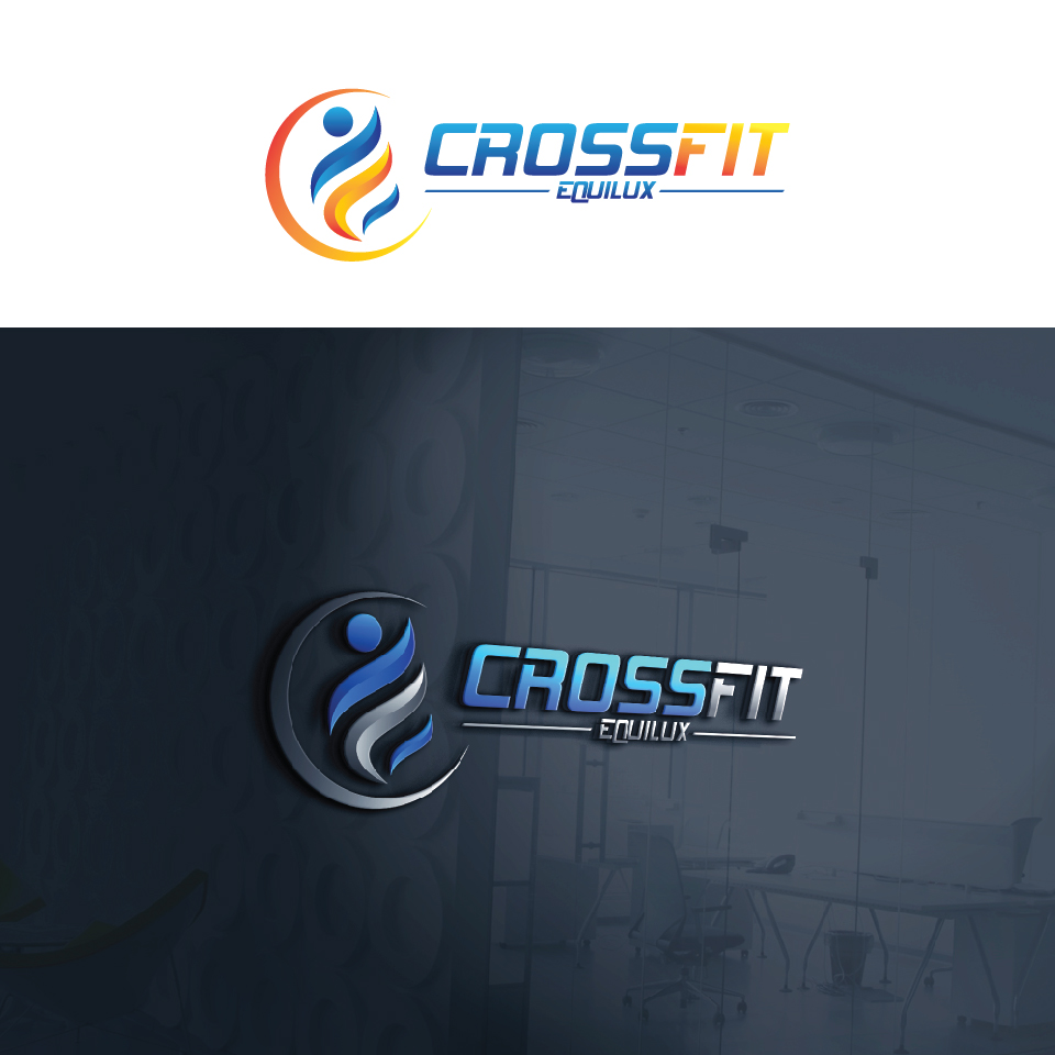 Logo Design by Time Designz - Entry No. 126 in the Logo Design Contest Unique Logo Design Wanted for CrossFit Equilux.