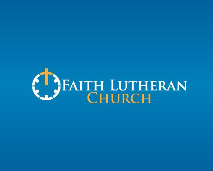 Logo Design by brands_in - Entry No. 32 in the Logo Design Contest Logo Design for Faith Lutheran Church.