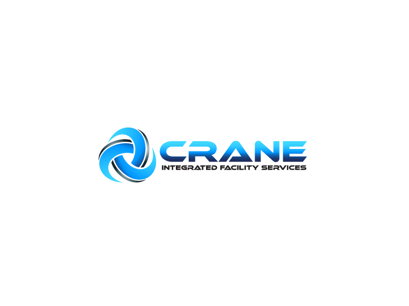 Logo Design by brands_in - Entry No. 108 in the Logo Design Contest Inspiring Logo Design for Crane Integrated Facility Services.