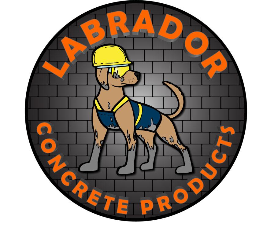 Logo Design by Benedict Estanislao - Entry No. 161 in the Logo Design Contest Logo for Labrador Concrete Products.