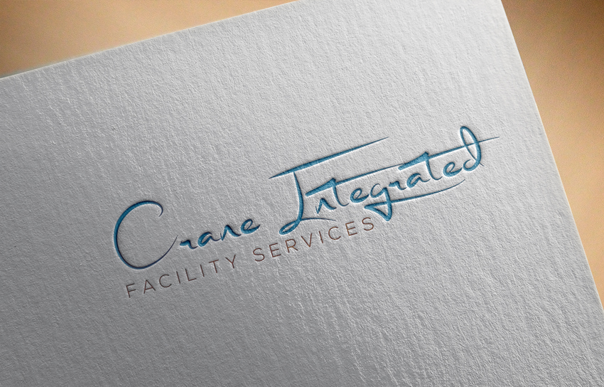 Logo Design by Md Harun Or Rashid - Entry No. 110 in the Logo Design Contest Inspiring Logo Design for Crane Integrated Facility Services.