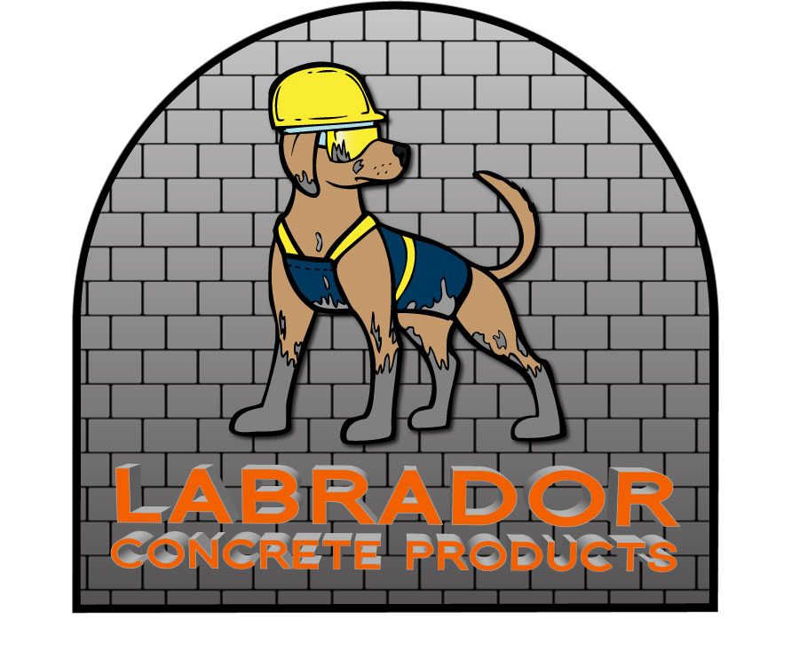 Logo Design by Benedict Estanislao - Entry No. 162 in the Logo Design Contest Logo for Labrador Concrete Products.