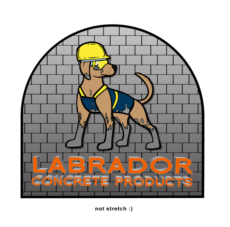 Logo Design by Benedict Estanislao - Entry No. 164 in the Logo Design Contest Logo for Labrador Concrete Products.