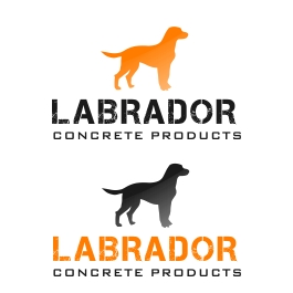 Logo Design by denwy8 - Entry No. 165 in the Logo Design Contest Logo for Labrador Concrete Products.