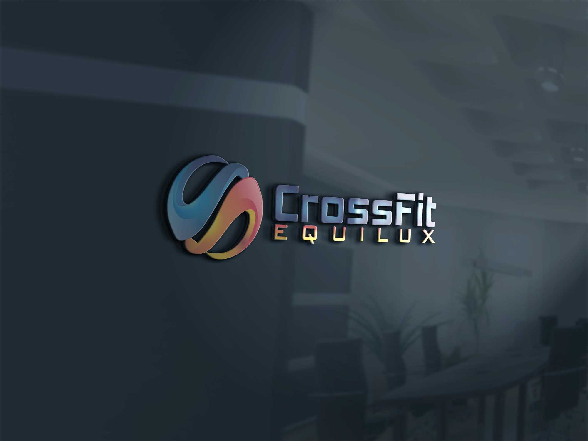 Logo Design by Private User - Entry No. 134 in the Logo Design Contest Unique Logo Design Wanted for CrossFit Equilux.
