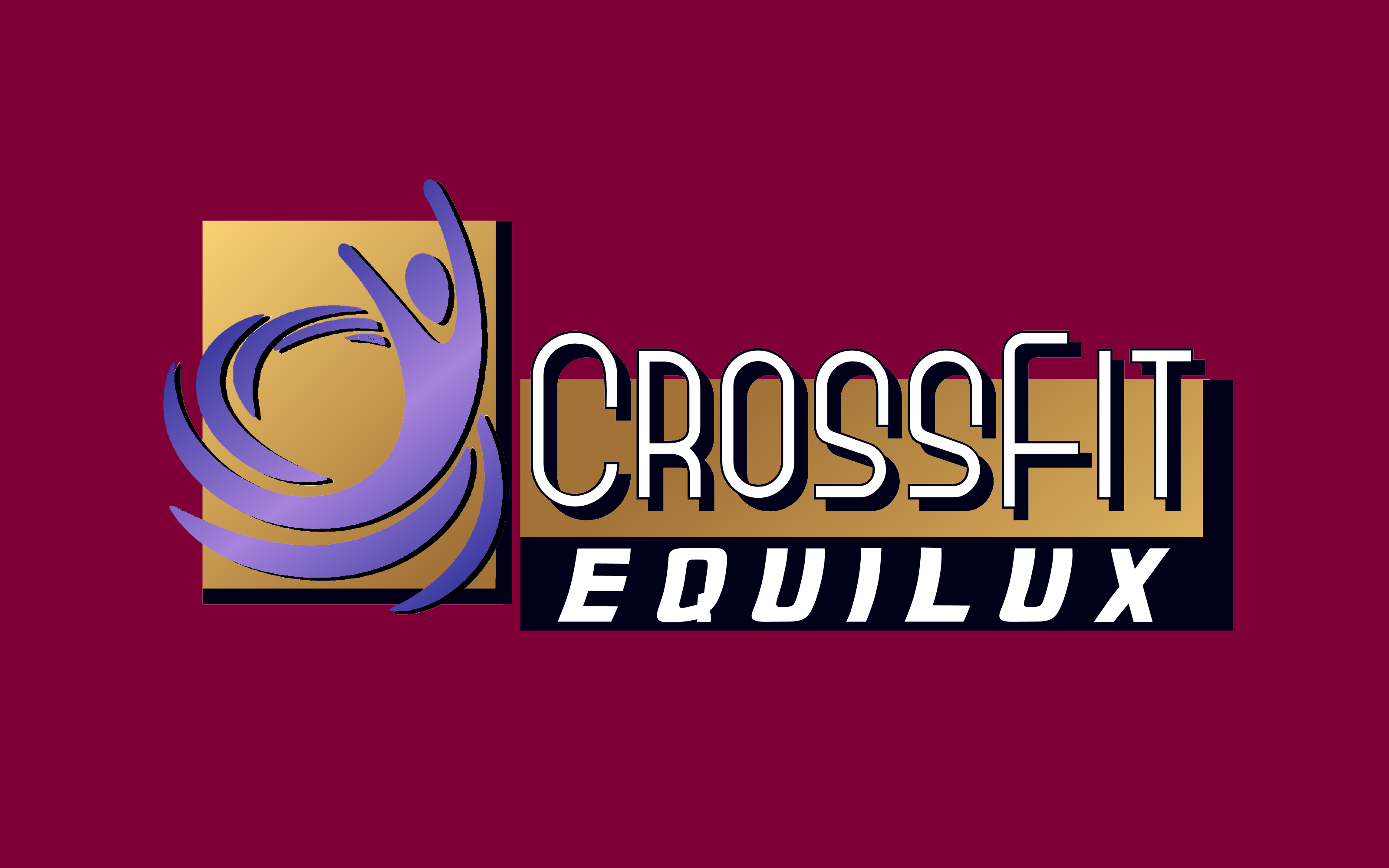 Logo Design by Roberto Bassi - Entry No. 139 in the Logo Design Contest Unique Logo Design Wanted for CrossFit Equilux.