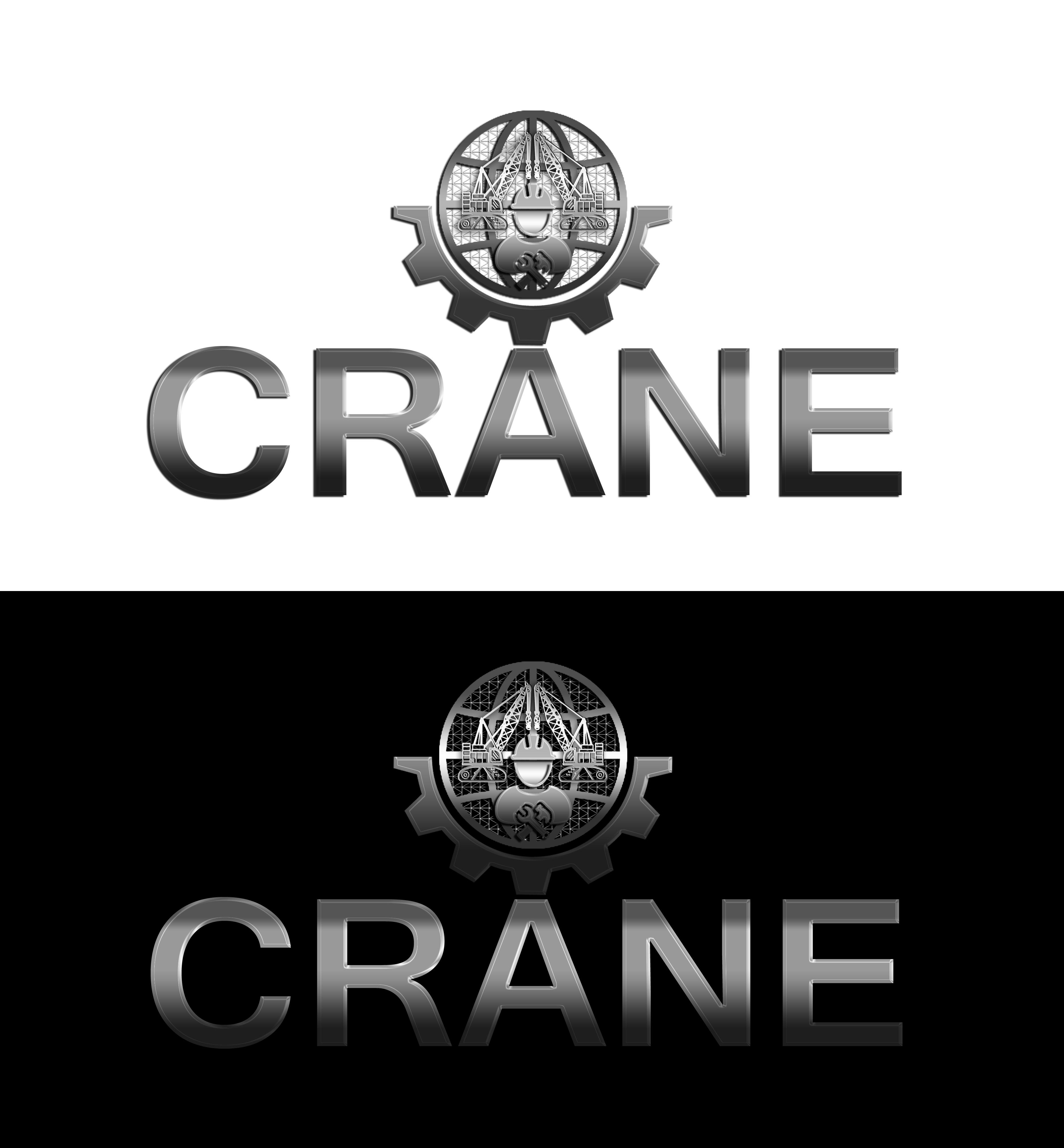 Logo Design by JSDESIGNGROUP - Entry No. 115 in the Logo Design Contest Inspiring Logo Design for Crane Integrated Facility Services.