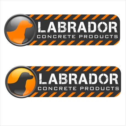 Logo Design by denwy8 - Entry No. 169 in the Logo Design Contest Logo for Labrador Concrete Products.