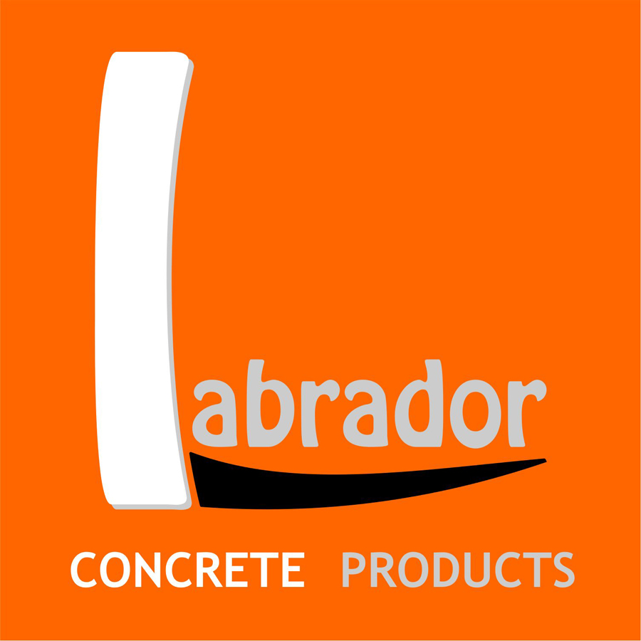 Logo Design by chandruu_rc - Entry No. 172 in the Logo Design Contest Logo for Labrador Concrete Products.