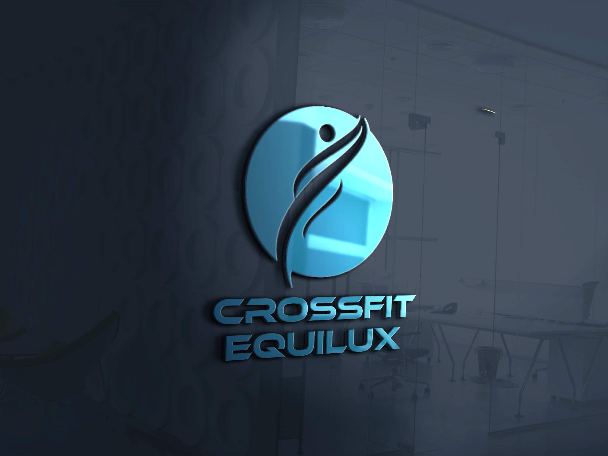 Logo Design by Serhat Doymuş - Entry No. 146 in the Logo Design Contest Unique Logo Design Wanted for CrossFit Equilux.