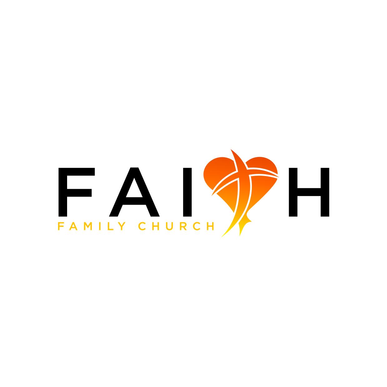 Logo Design by Analla Art - Entry No. 87 in the Logo Design Contest Logo Design for Faith Lutheran Church.