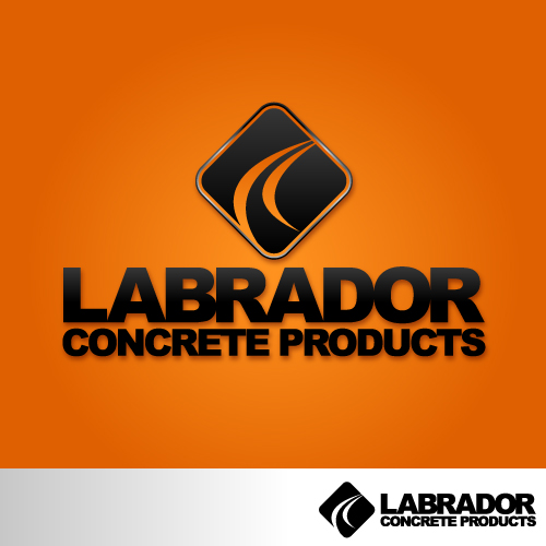 Logo Design by SilverEagle - Entry No. 173 in the Logo Design Contest Logo for Labrador Concrete Products.