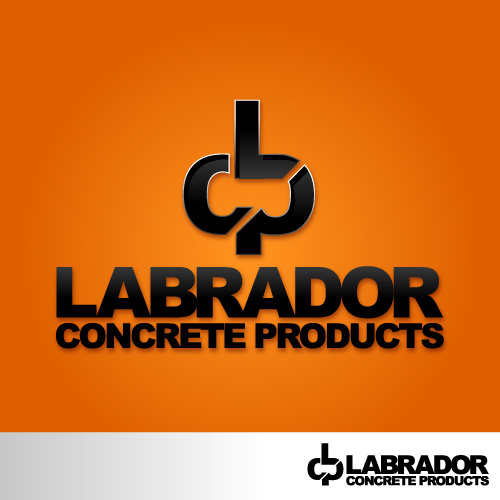 Logo Design by SilverEagle - Entry No. 174 in the Logo Design Contest Logo for Labrador Concrete Products.