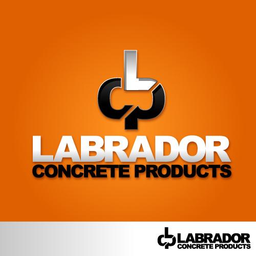 Logo Design by SilverEagle - Entry No. 175 in the Logo Design Contest Logo for Labrador Concrete Products.