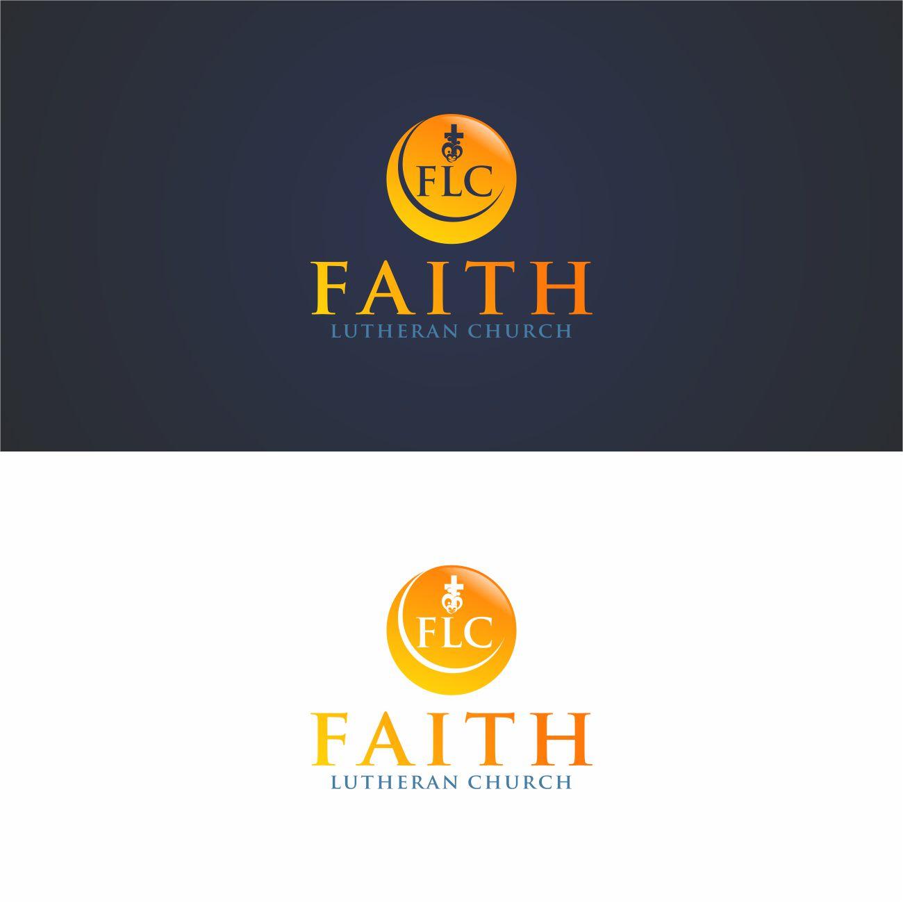 Logo Design by RasYa Muhammad Athaya - Entry No. 111 in the Logo Design Contest Logo Design for Faith Lutheran Church.