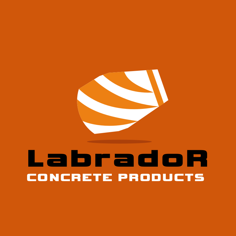 Logo Design by Rudy - Entry No. 177 in the Logo Design Contest Logo for Labrador Concrete Products.