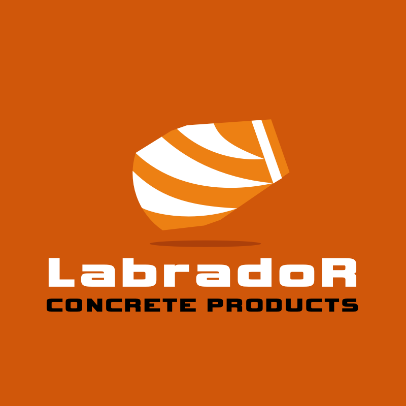 Logo Design by Rudy - Entry No. 178 in the Logo Design Contest Logo for Labrador Concrete Products.