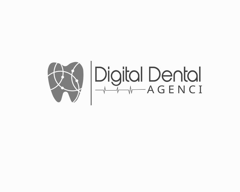 Logo Design by YANUAR ANTABUA - Entry No. 4 in the Logo Design Contest Imaginative Logo Design for Digital Dental Agency.