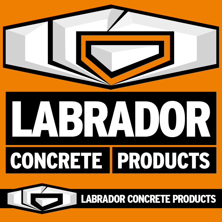 Logo Design by red46 - Entry No. 181 in the Logo Design Contest Logo for Labrador Concrete Products.