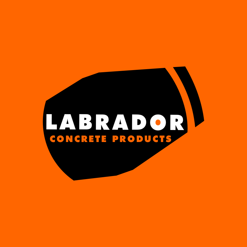 Logo Design by Rudy - Entry No. 182 in the Logo Design Contest Logo for Labrador Concrete Products.