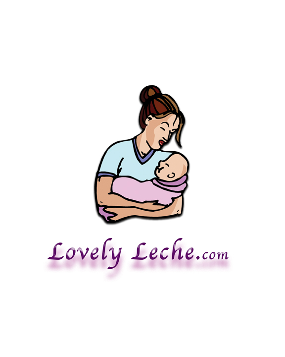 Logo Design by megan - Entry No. 9 in the Logo Design Contest Lovely Leche.com.