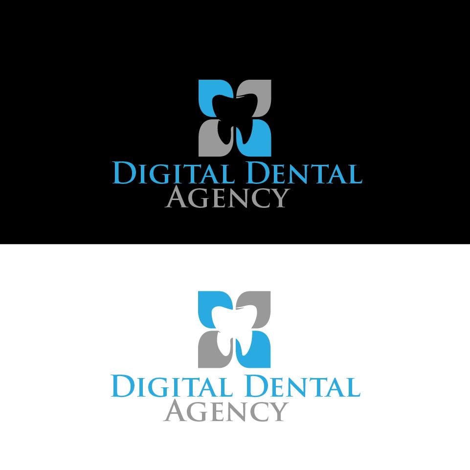 Logo Design by Private User - Entry No. 17 in the Logo Design Contest Imaginative Logo Design for Digital Dental Agency.