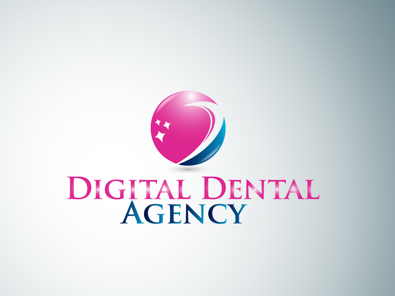 Logo Design by Private User - Entry No. 18 in the Logo Design Contest Imaginative Logo Design for Digital Dental Agency.