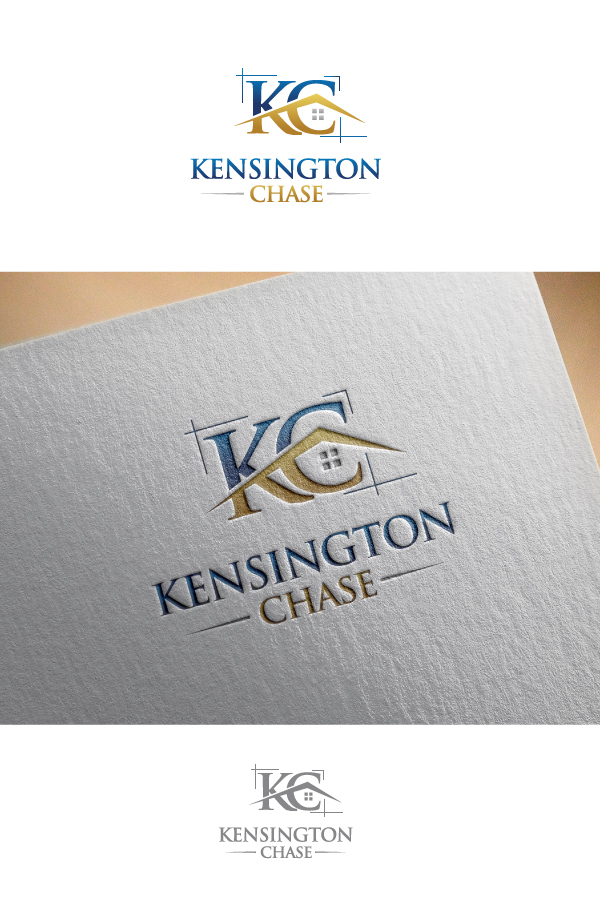 Logo Design by Tauhid Shaikh - Entry No. 28 in the Logo Design Contest Kensington Chase  Logo Design.