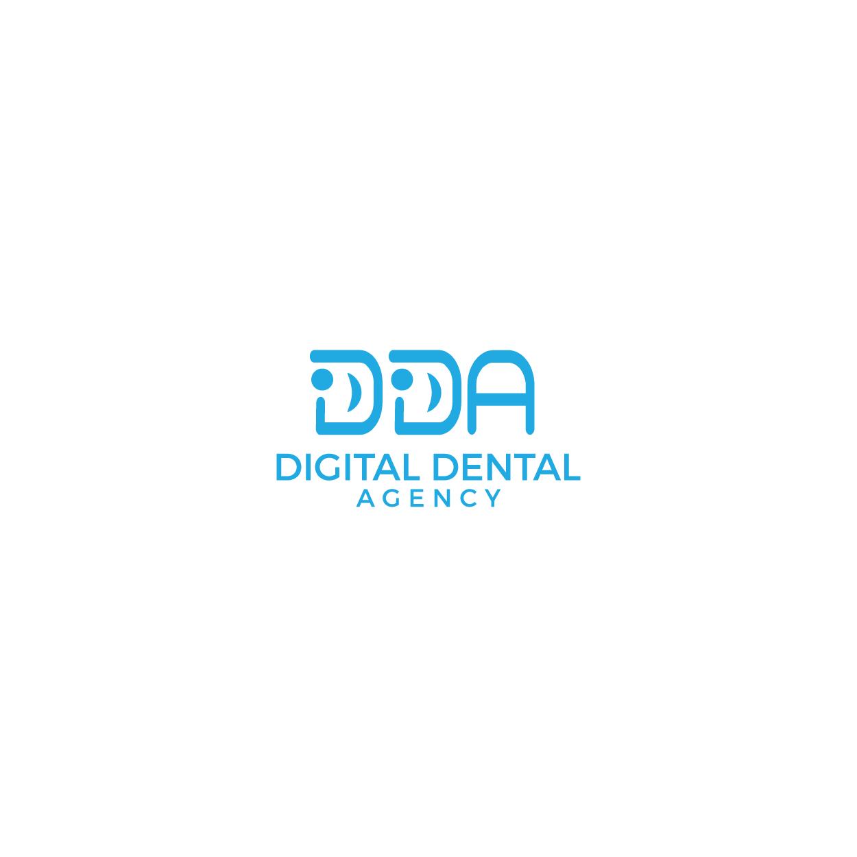 Logo Design by 354studio - Entry No. 23 in the Logo Design Contest Imaginative Logo Design for Digital Dental Agency.